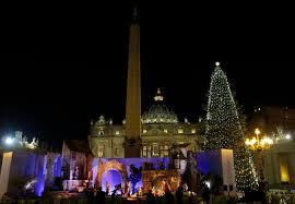 Pa Christmas Tree Nativity Scene And Christmas Tree Invite Us To Make Room For God