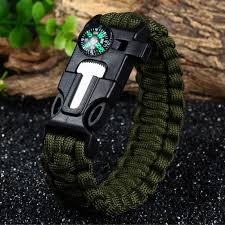 fire survival bracelet images Fashion survival bracelet flint fire starter gear good online stuff jpg