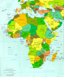 africa map 2014 click on the map and explore africa