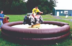 party rentals nj renting a mechanical bull in new jersey party rentals