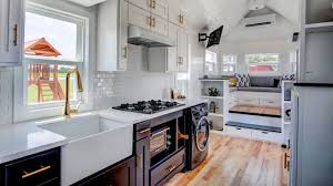 kokosing 2 by modern tiny living tiny house listing youtube