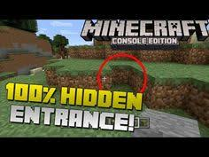 Minecraft How To Make A Bed How To Make A Secret Bookcase Entrance In Minecraft Xbox