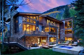 Modern Rustic Homes Articles With Modern Rustic Homes Tag Modern Rustic Home Pictures