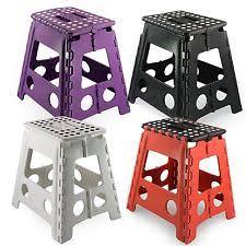 folding step stool ebay