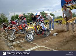 motocross racing classes starting line children stock photos u0026 starting line children stock