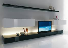 living room media furniture cool living room ideas from acerbis an expanding tv screen