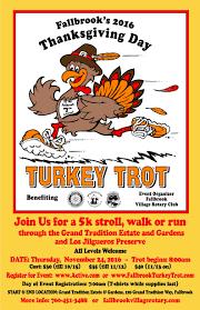 thanksgiving calorie calculator fallbrook thanksgiving day turkey trot fallbrook ca 2017 active
