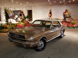 64 1 2 mustang fastback 1964 1 2 ford mustang 289 d code not a fastback no reserve for
