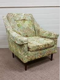 mid century modern swivel saucer chair ebth hastac 2011