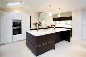 kitchen island worktops white handleless kitchens true handleless kitchens co uk