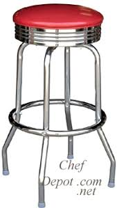 Red Bar Stools With Backs John Boos Kitchen Tables Maple Stainless Steel Table John Boos