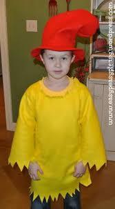 Pan Costume Halloween Homemade Sam Costume Dr Seuss Week Felt