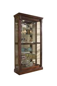 Cherry Wood Curio Cabinet Curio Cabinet Rooms To Go Curiots Tags Excellent Impressive