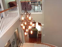 Foyer Chandelier Ideas Chandelier Amazing Chandelier Foyer Foyer Lighting For High Part