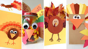7 turkey crafts for thanksgiving grandparents