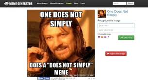 One Does Simply Not Meme Generator - one does not simply meme generator 100 images pokeme meme