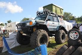 range rover truck conversion eastnor land rover show 2102 adventureswithmountainrite
