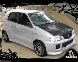 modified gypsy team bhp car modification alto 28 images car modification modified alto