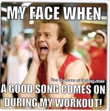 Funny Fitness Memes - does this happen to anyone else crossfit pinterest gym