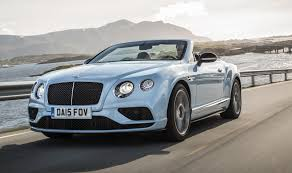 bentley continental gt review 2017 2016 bentley continental gtc overview cargurus