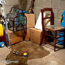How To Dig Out A Basement by Permanent Fixes For Damp Basements Family Handyman