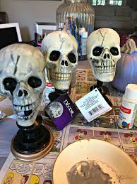 party city halloween trophies halloween trophy diy allthingsrenee