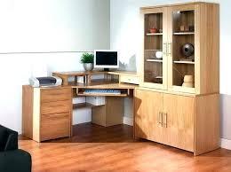 Corner Shelf Desk Corner Desk With Shelves Corner Desk With Shelves And Drawers