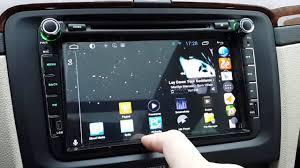vw seat skoda radio navigatie 8 inch android 4 1 capacitive