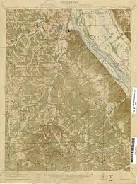 Map Of Illinois With Cities Missouri Historical Topographic Maps Perry Castañeda Map