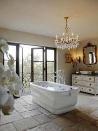 luxury master bathroom suites white black ceramic bathtub gray