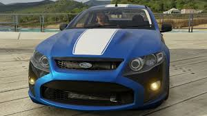 audi ute ford fpv limited edition pursuit ute 2014 forza horizon 3 test
