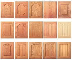 Inspiring Cabinet Door Types  Types Of Kitchen Cabinet Door - Kitchen cabinet wood types