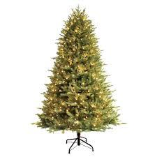 ge 7 5 ft just cut balsam fir ez light artificial tree