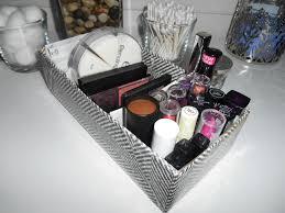 home design diy makeup organizer cardboard eclectic medium the