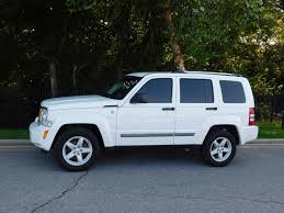 2012 used jeep liberty 4wd 4dr limited at honda of fayetteville