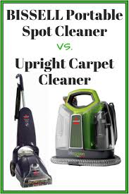 Spot Rug Cleaner Machine Bissell Portable Spot Cleaner Vs Upright Carpet Cleaner