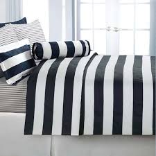 marvellous black and white striped quilt cover 87 for your target duvet covers with black and white striped quilt cover