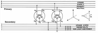 astonishing open delta wiring diagram images best image wire