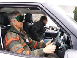 Blind Person Driving Ni Nl Off Road Driving And Networking