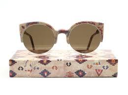 retrosuperfuture super lucia kilim womens sunglasses su798 pink