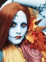 Sally Halloween Costumes Face Painting Design Sally Nightmare Christmas