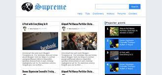 templates v1 blogger supreme responsive blogger template v1 free