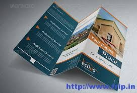 real estate brochure templates psd free 50 best real estate brochure print templates frip in