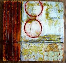 painting artwork on wood 1581 best encaustic images on abstract paint