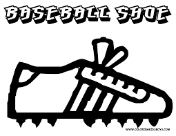 baseball cleats clipart clip art library