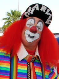 oh and he said he loves clowns you can ask gma t if she still