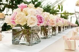 Cube Vase Centerpieces by Wedding Decoration Ideas Homemade Cheap Wedding Reception