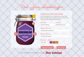 Design Your Own Home Brew Labels 21 Sets Of Free Canning Labels For Jars