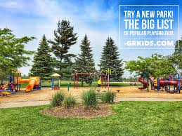 top grand rapids parks and playgrounds