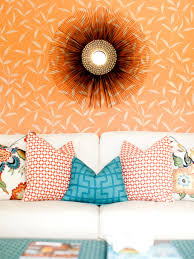Home Interior Catalog 2012 Behind The Color Orange Hgtv